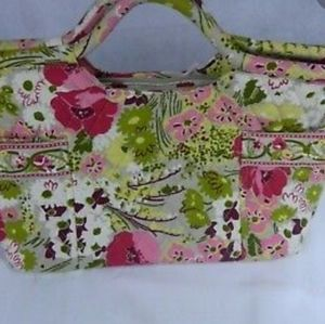 Make me blush vera bradley abby tote